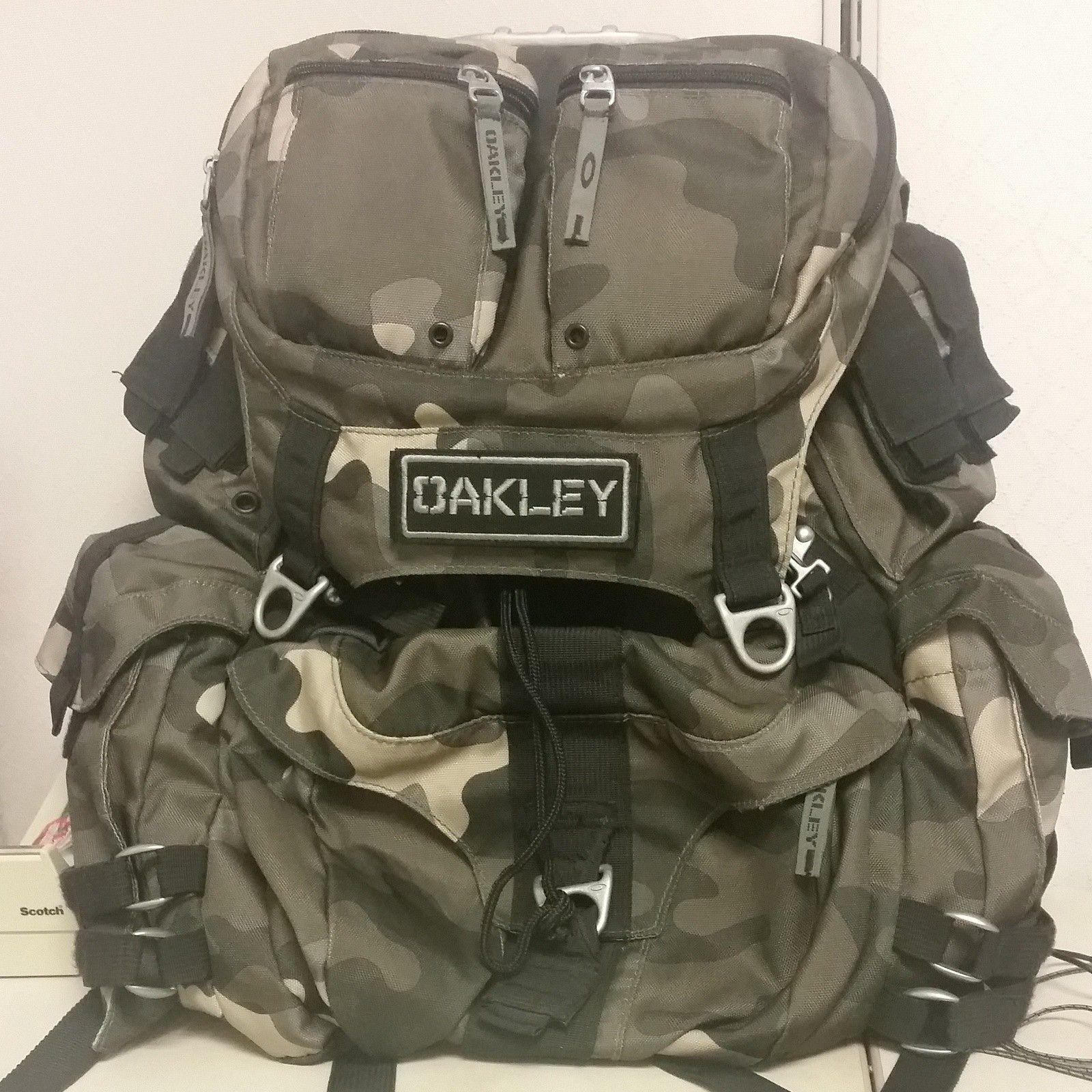 Oakley mechanism backpack - uploadfromtaptalk1419982653255.jpg