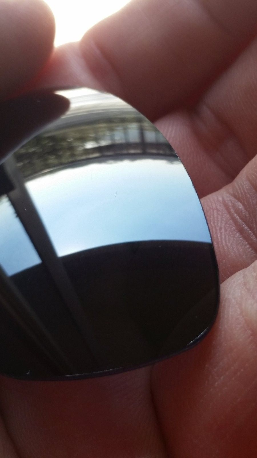 Oakley Ducati and Black iridiumJuliet lenses - uploadfromtaptalk1420652131241.jpg