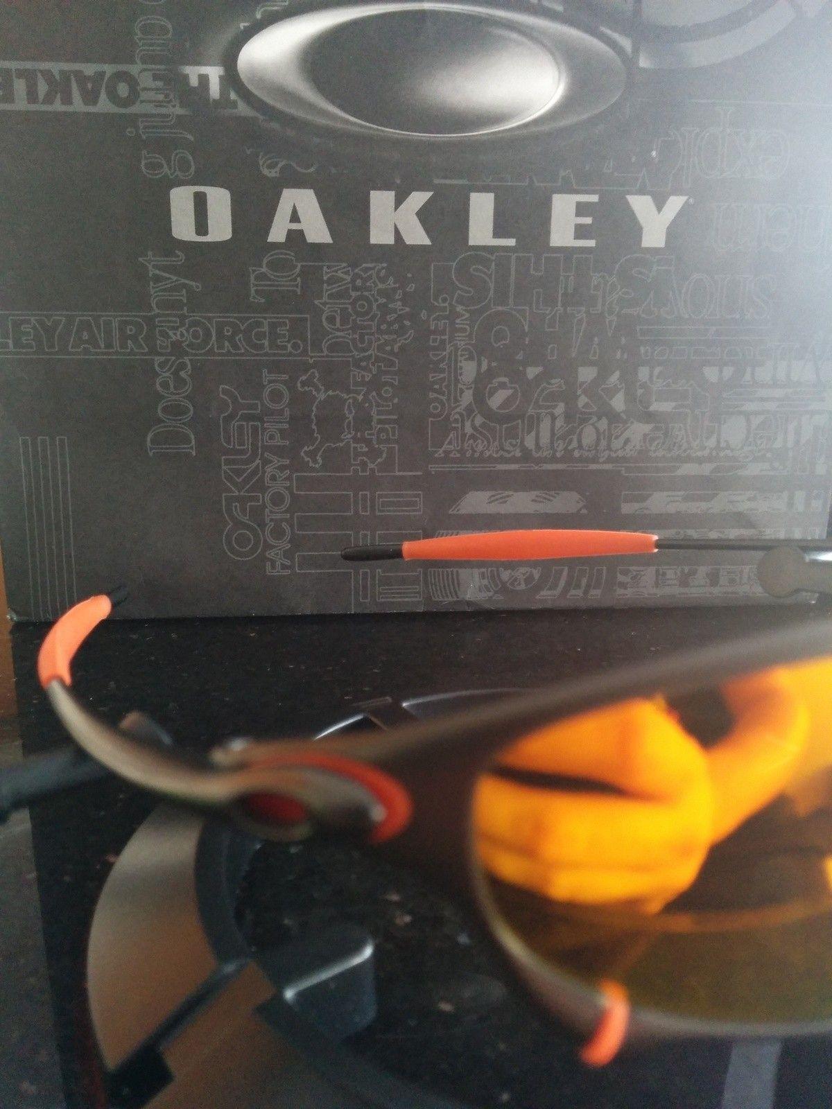 Pic request :Carbon Juliet/Fire lens with Linegear Orange rubber - uploadfromtaptalk1422984237977.jpg