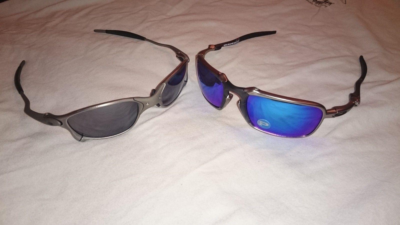 Old vs. New Oakley X-Metals - uploadfromtaptalk1424804899903.JPG