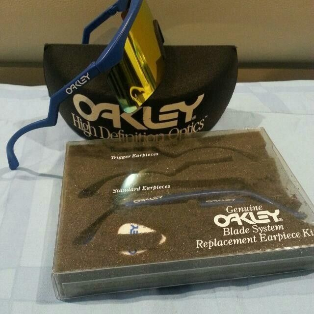 Oakley eyeshades and razorblades - uploadfromtaptalk1425939818450.jpg