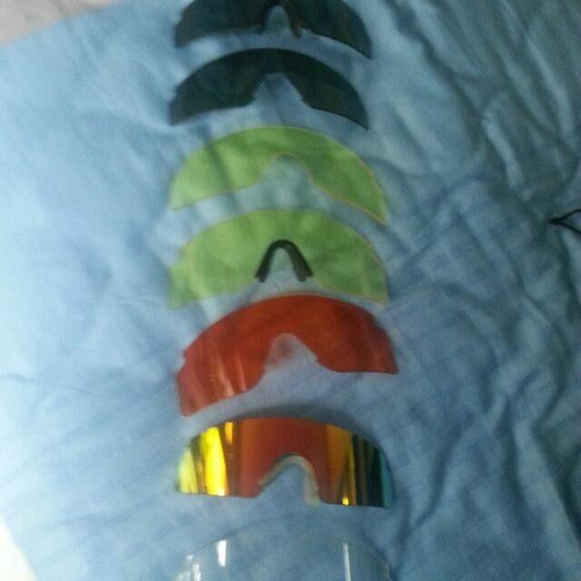 Oakley eyeshades and razorblades - uploadfromtaptalk1425940107272.jpg