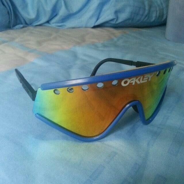 Oakley eyeshades and razorblades - uploadfromtaptalk1425940203633.jpg