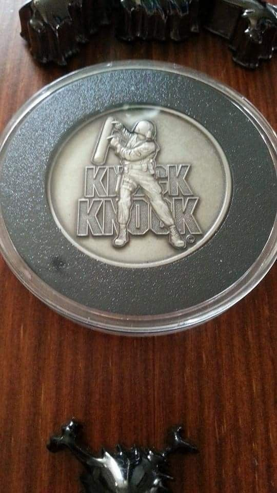 Is this a Oakley coin - uploadfromtaptalk1430236488412.jpeg