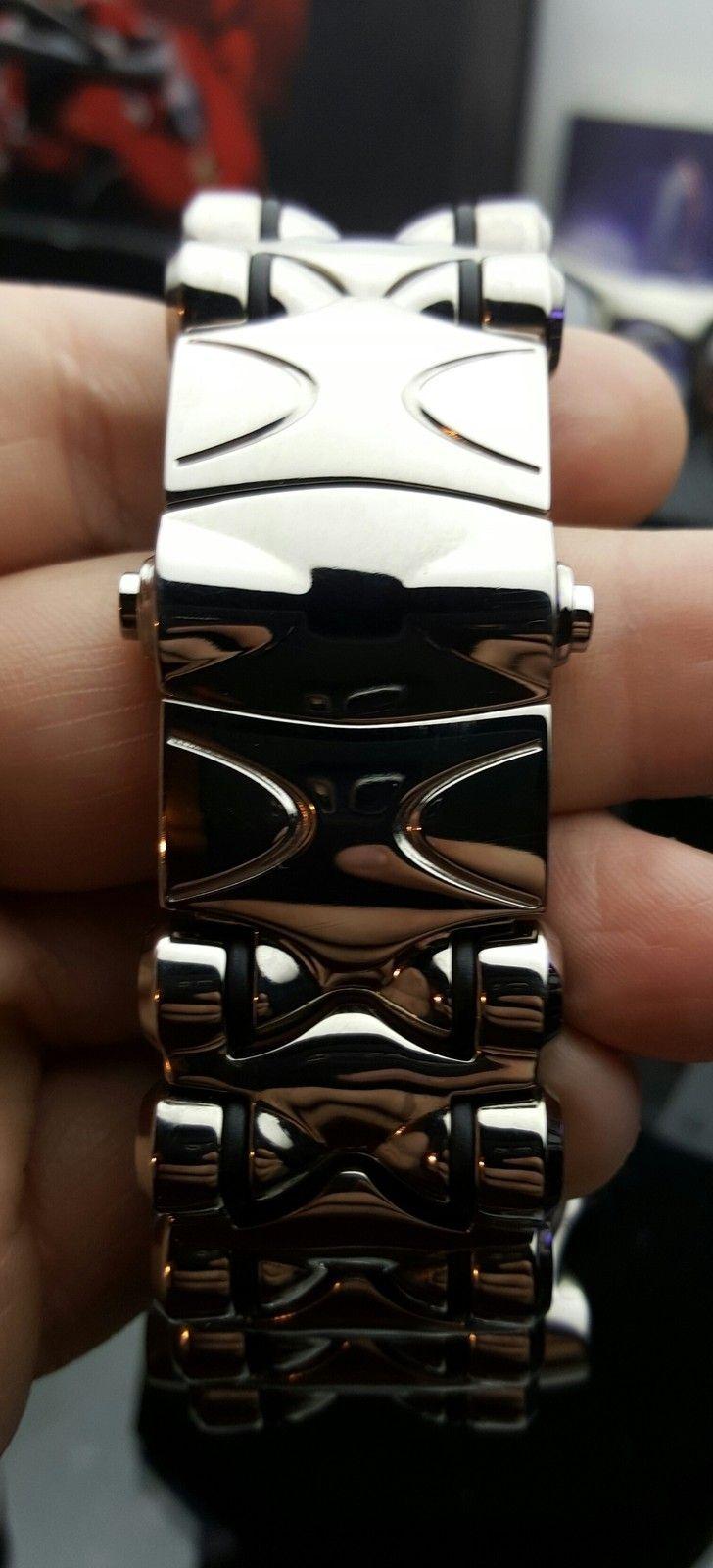 Polished/Blue Face Minute Machine LNIB - uploadfromtaptalk1433295613116.jpg