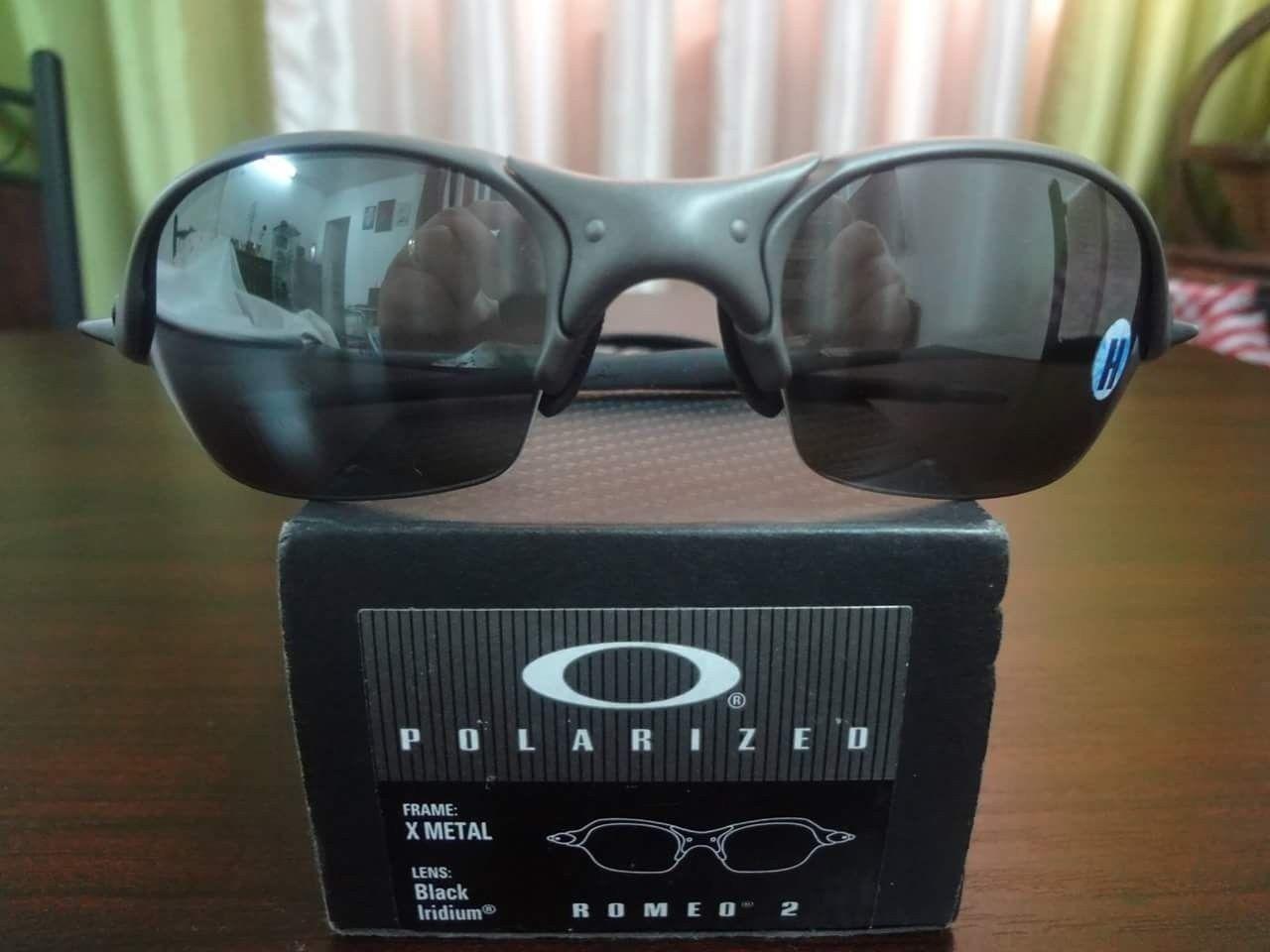 Oakley Romeo 2 - uploadfromtaptalk1436106547524.jpg