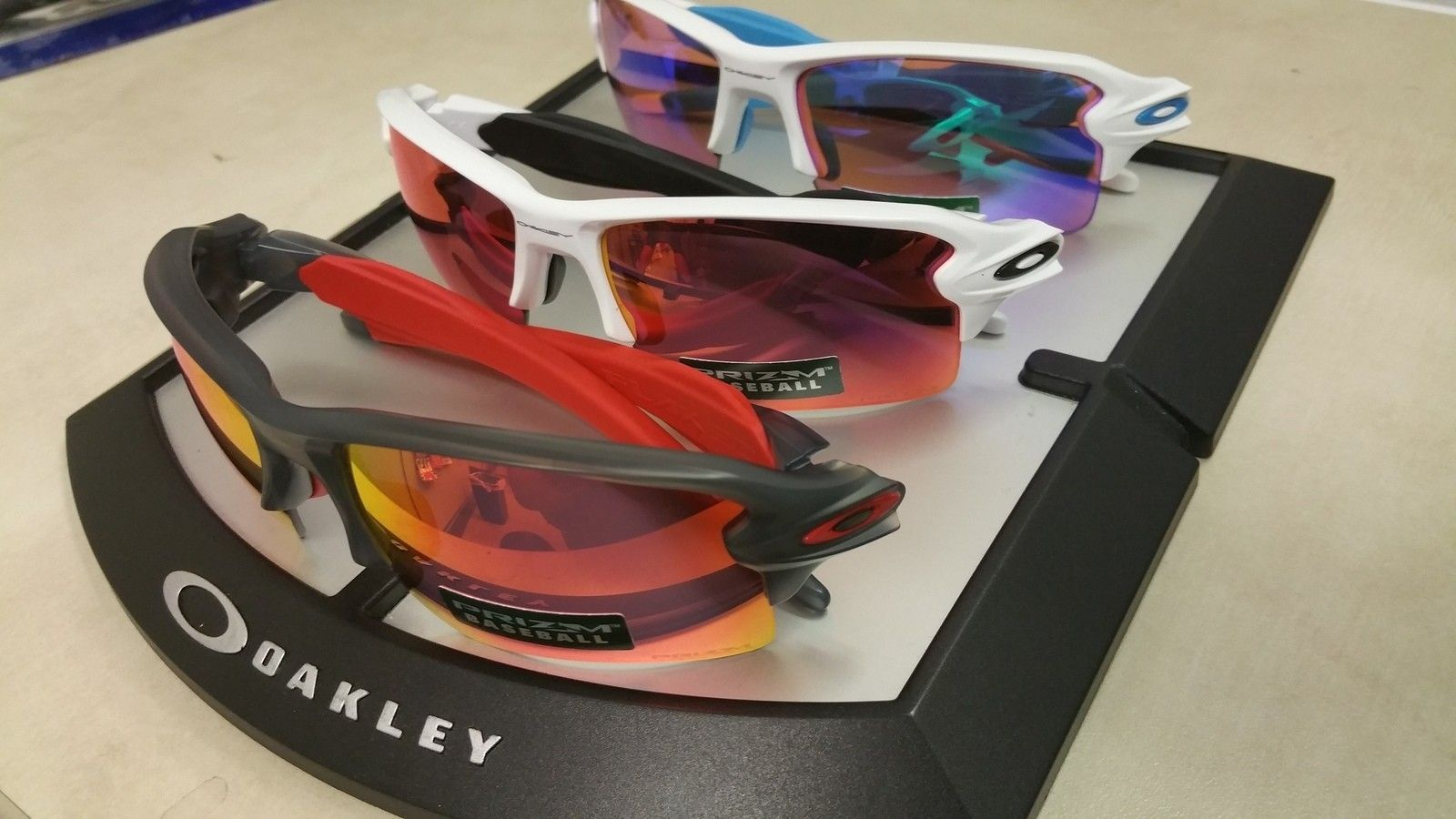 A few Prizm flak jacket 2.0 glasses for sale. - uploadfromtaptalk1438026308906.jpg