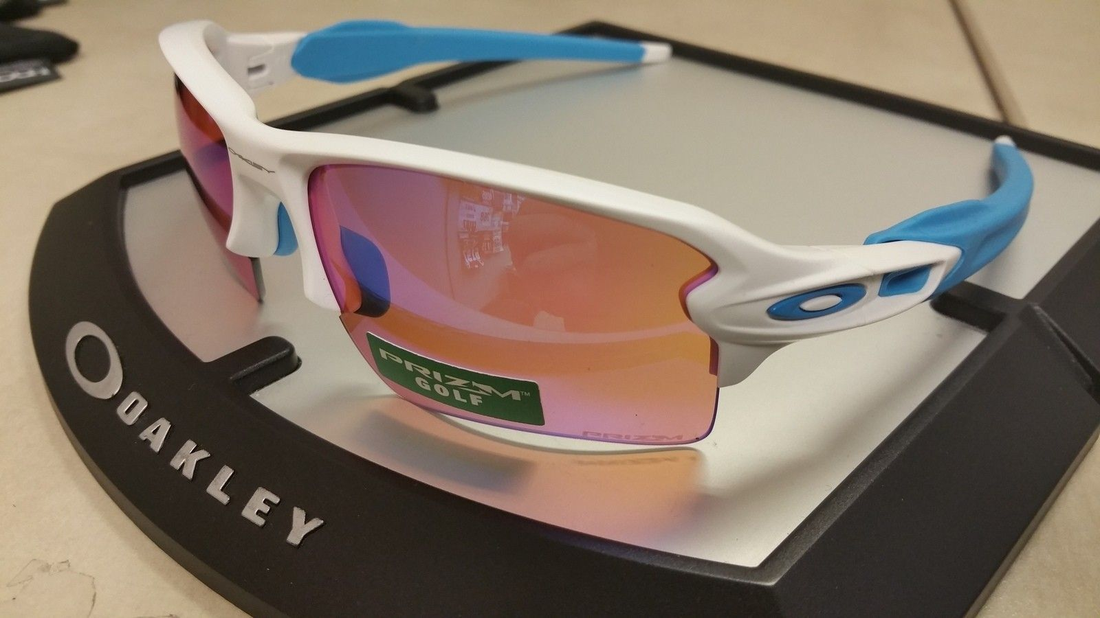 A few Prizm flak jacket 2.0 glasses for sale. - uploadfromtaptalk1438097075775.jpg