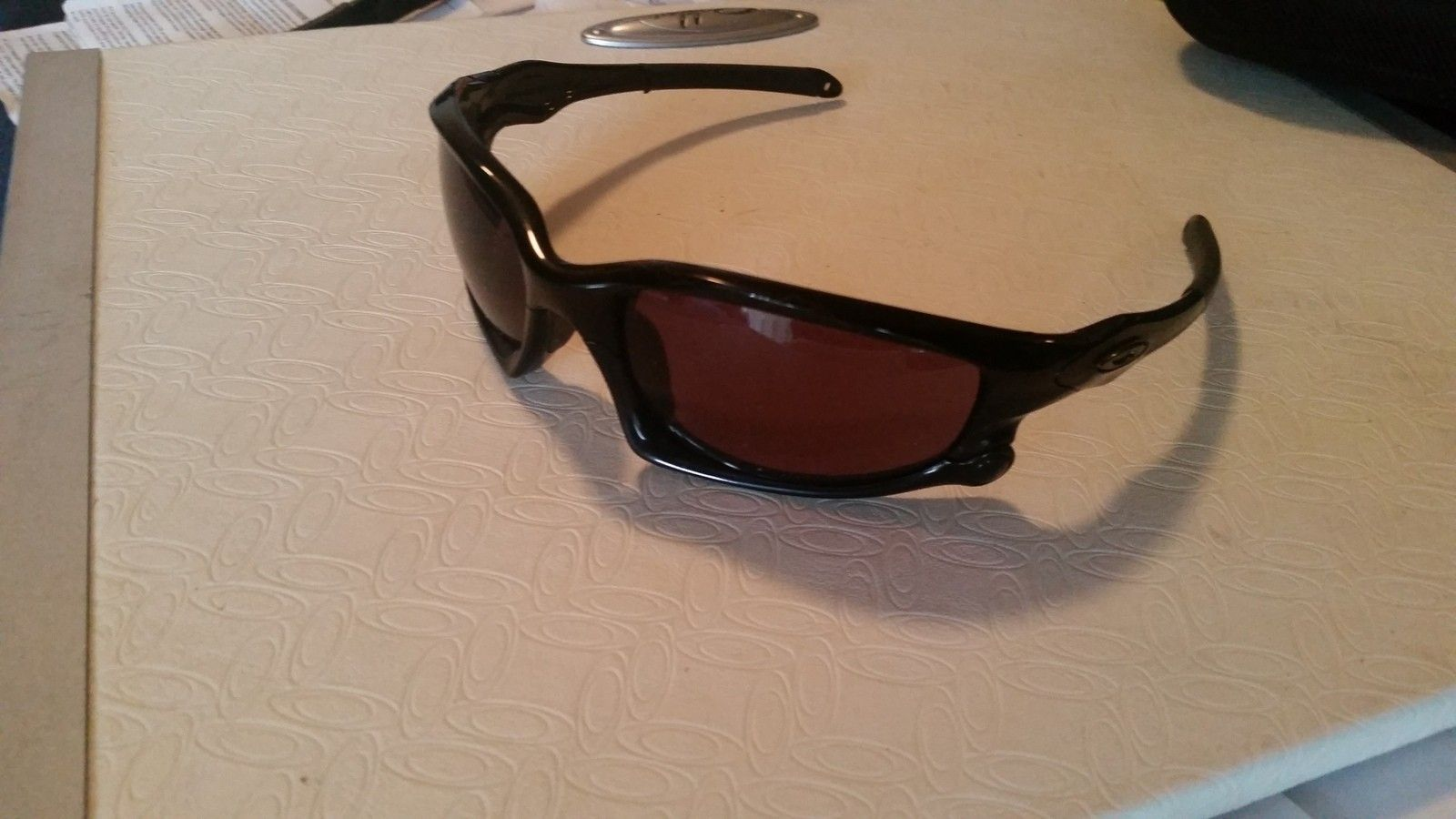 Black Split jacket frame & gray lenses - uploadfromtaptalk1439676009800.jpg