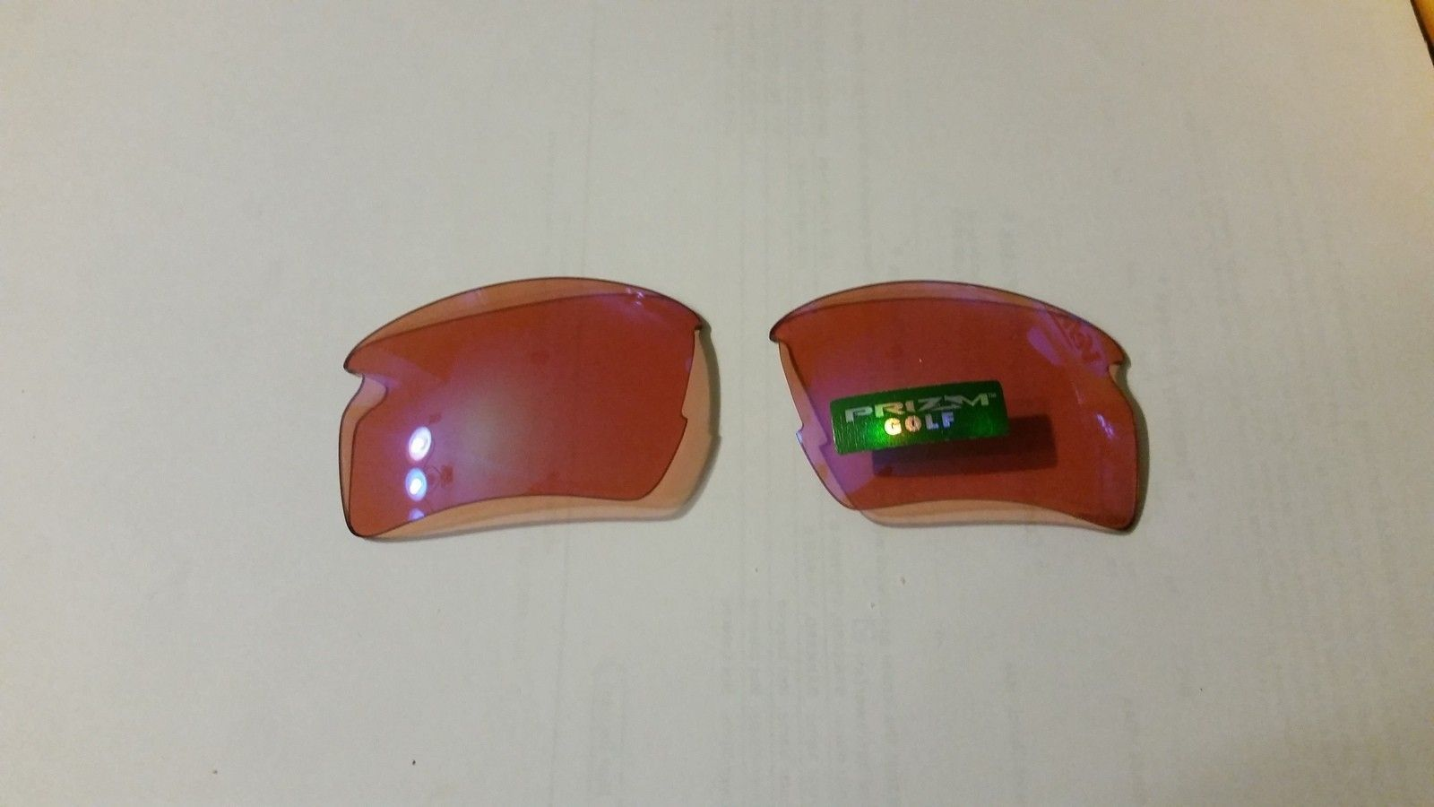 Flak 2.0 golf prizm lenses - uploadfromtaptalk1443271924358.jpg