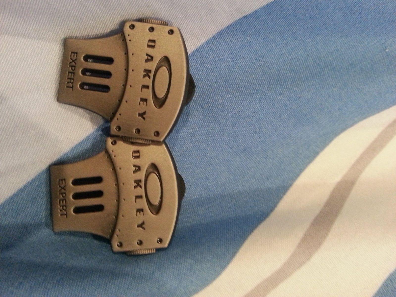 Oakley Expert Pin Collectors Edition - uploadfromtaptalk1446562771367.jpg