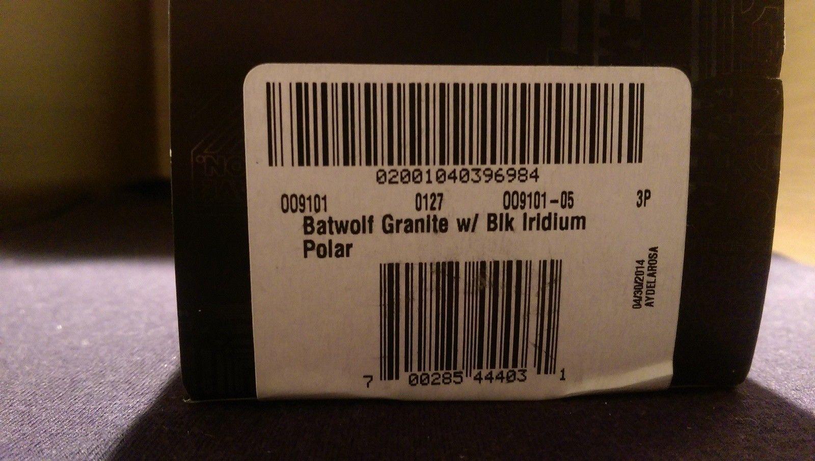 BNIB Batwolfs various sku ***Price drop*** - uploadfromtaptalk1453322685676.jpg
