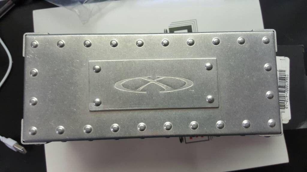X Metal Vault LNIB - uploadfromtaptalk1463761533772.jpg