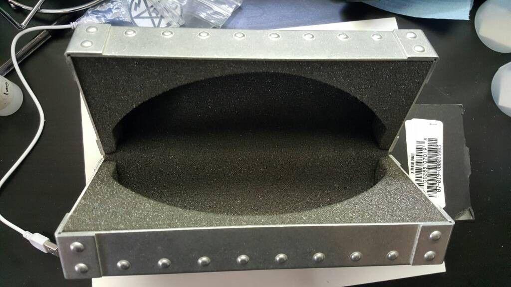 X Metal Vault LNIB - uploadfromtaptalk1463761550326.jpg