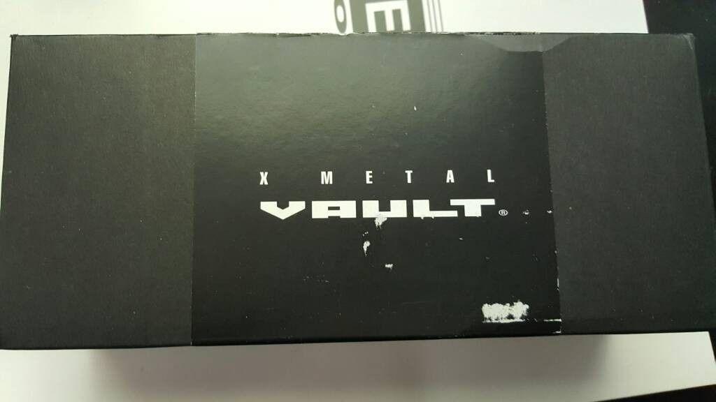 X Metal Vault LNIB - uploadfromtaptalk1463761571590.jpg