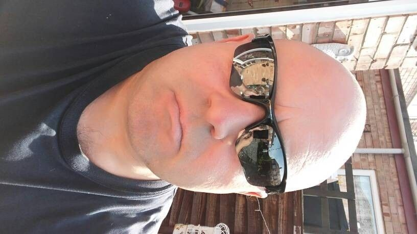 My big fat pudding head and my new half jacket 2.0's - uploadfromtaptalk1464453948689.jpg