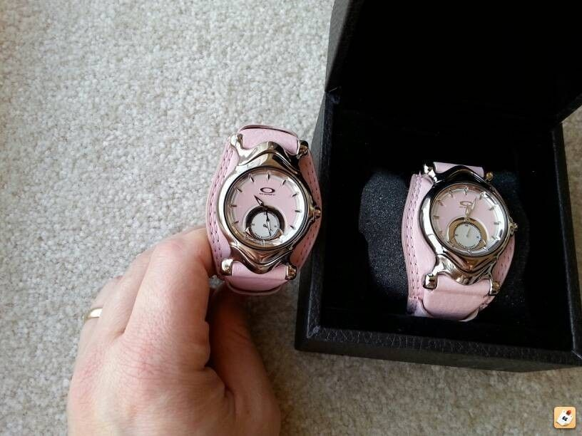 FS:  2 Pink Jury Watches STEAL @ $150 Plus Another - usudyhyv.jpg