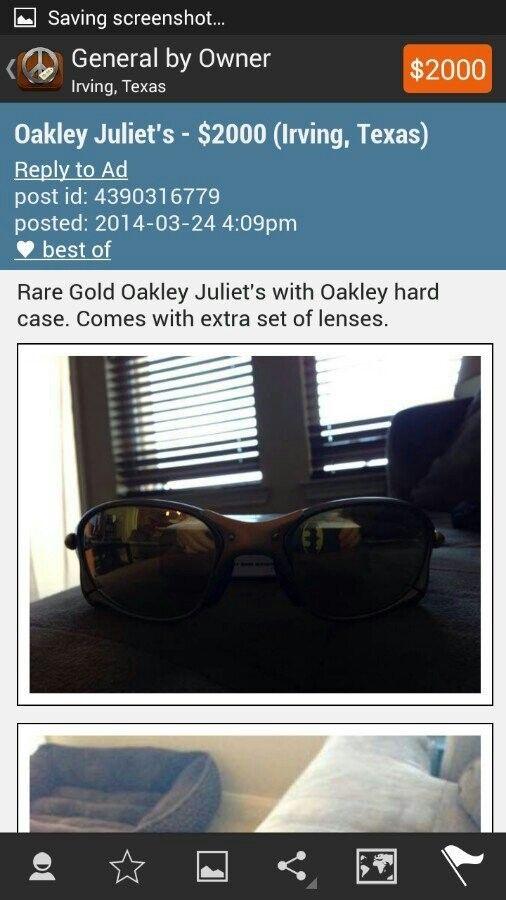 Oakley Romeo Titanium - Crazy Listing! - uvuve6ej.jpg