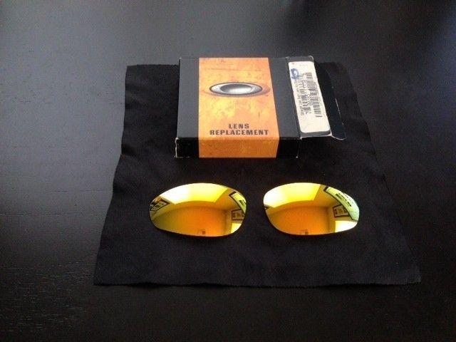 Last Generation Oakley Gold Polarized Straight Jacket Lenses  $80 - v0nd.jpg