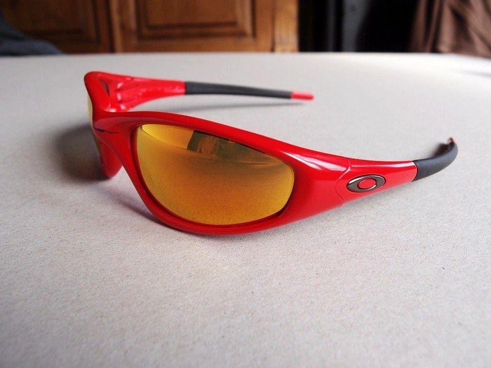 Oakley New Straight Jacket Cannon Red - v7wyYKV.jpg