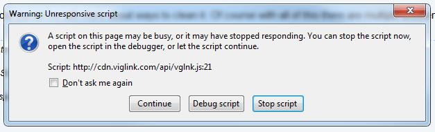 Vigilink script problems - vigilink script.png
