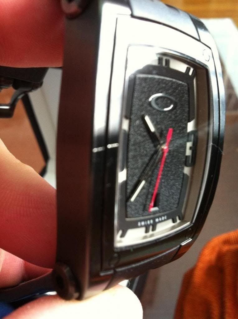 Wts Several Oakley Watches - warrantblk1.jpg