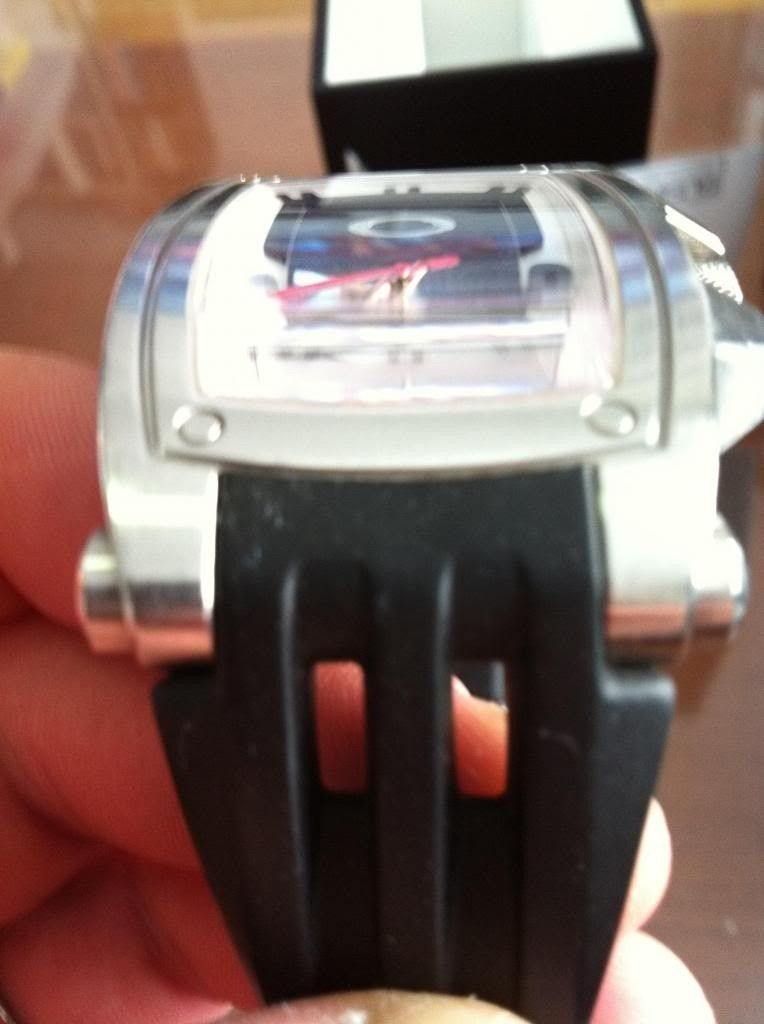 Wts Several Oakley Watches - warrantslv3.jpg