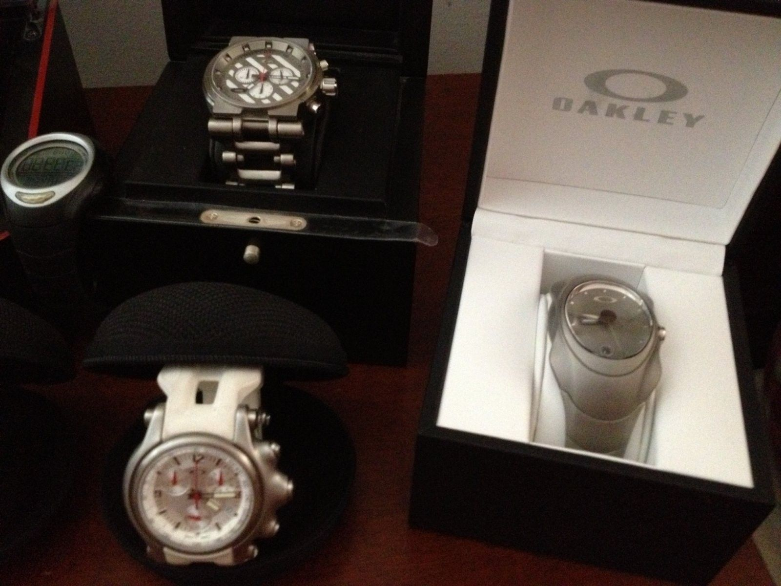 My Oakley Watch Collection - watch collection 2.jpg