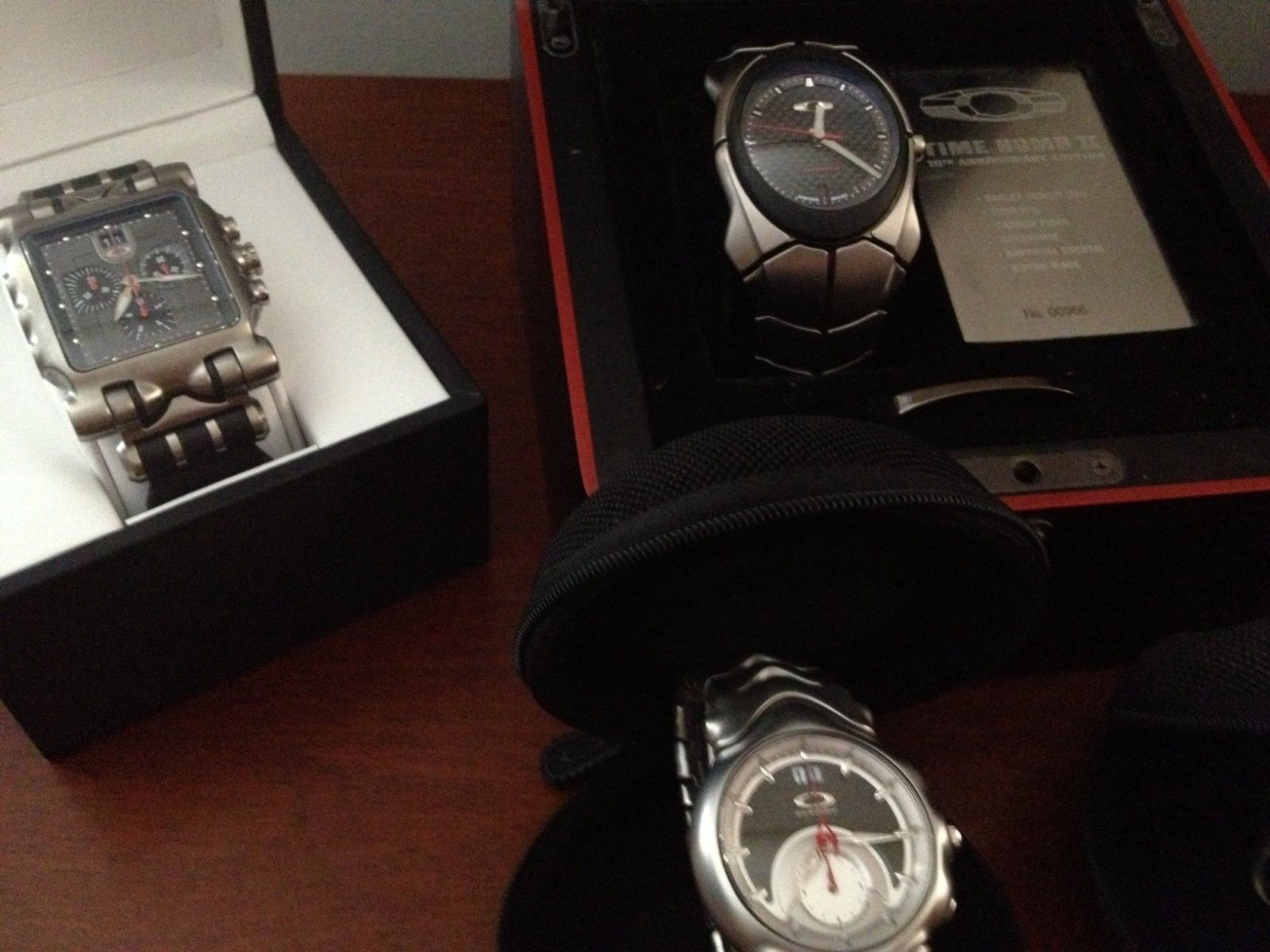 My Oakley Watch Collection - watch collection 3.jpg