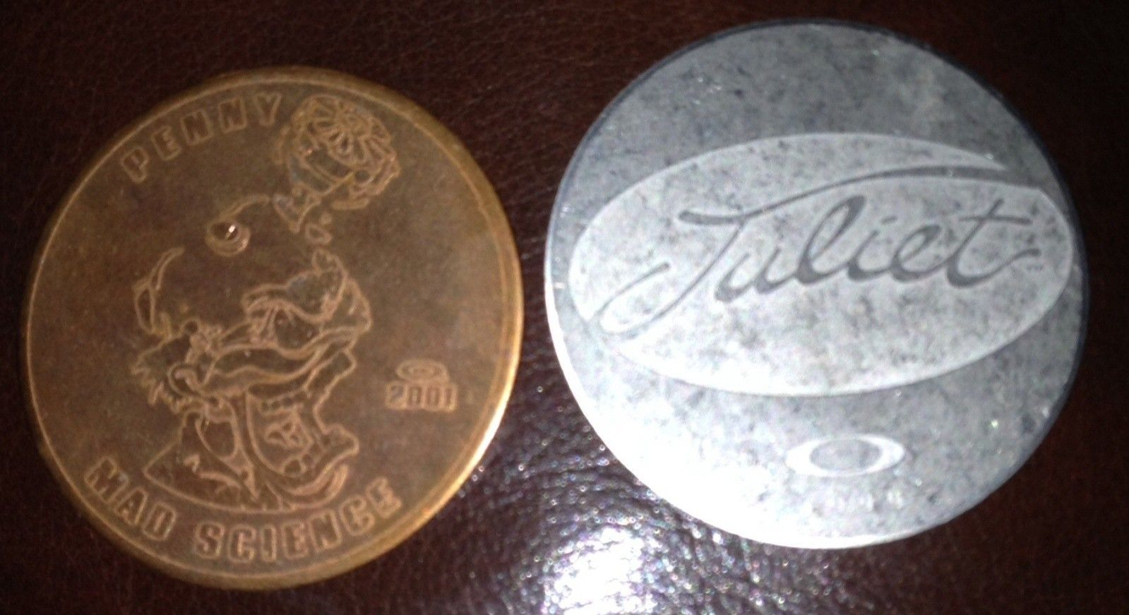 Juliet Coin And Penny Coin - wckegw.jpg