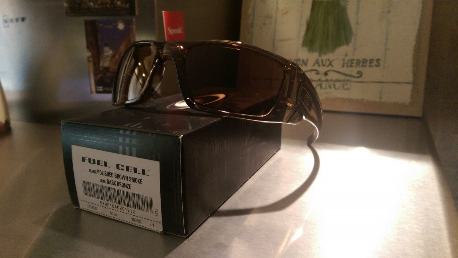 Fuel Cell Brown smoke/dark bronze BNIB - wefqwfqwf.jpg