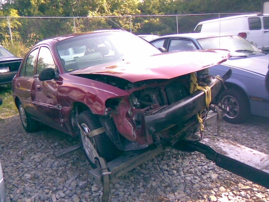 Wrecks And Other Vehicles I Have Impounded. - WilkensMerten3.jpg