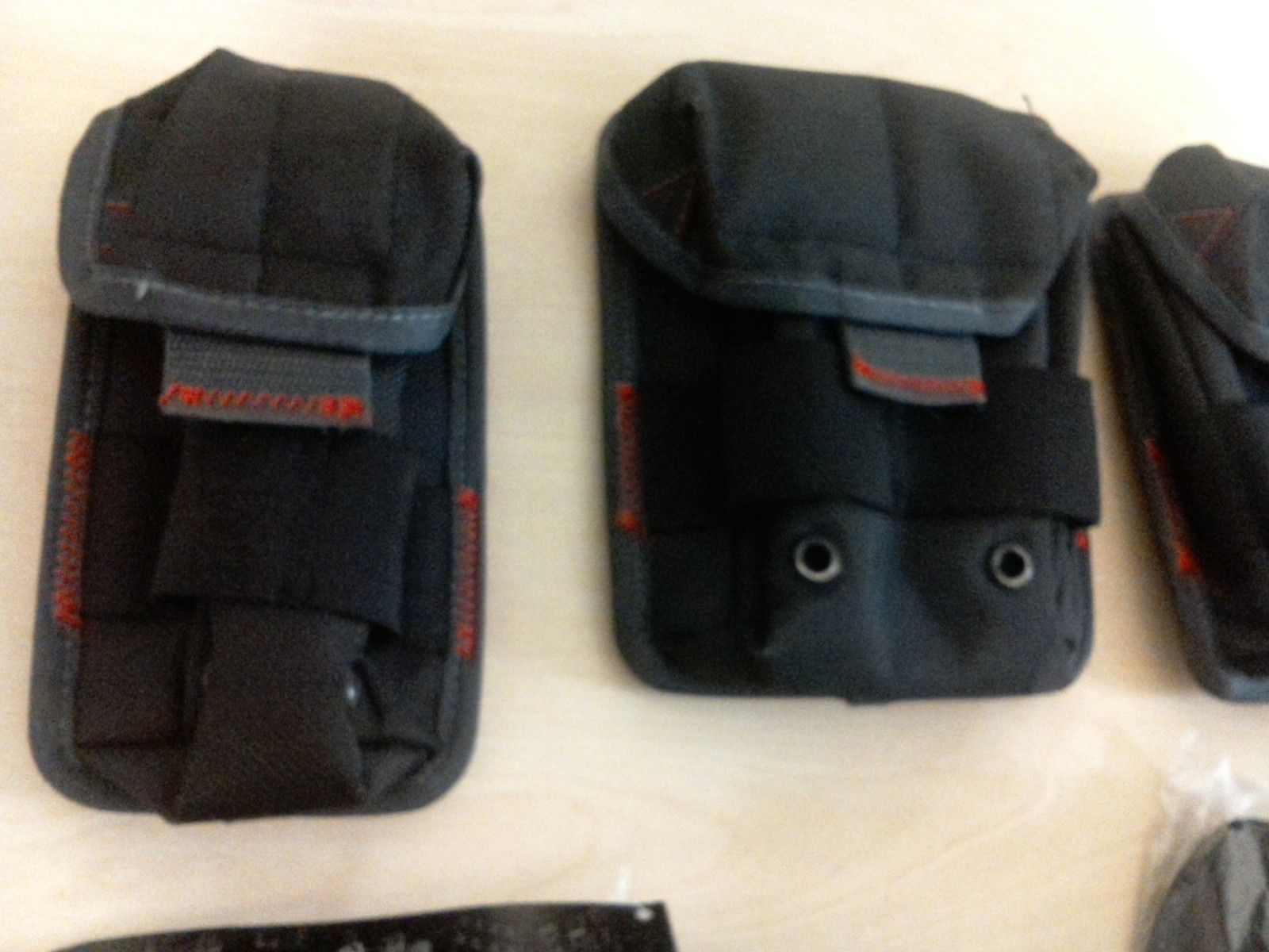 AP tactical laptop case, and 6 pouches - WIN_20150719_220043.JPG