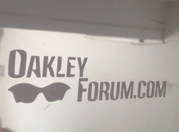 Oakley Forum 300,000 Post Holiday Giveaway - windowsticker2.png