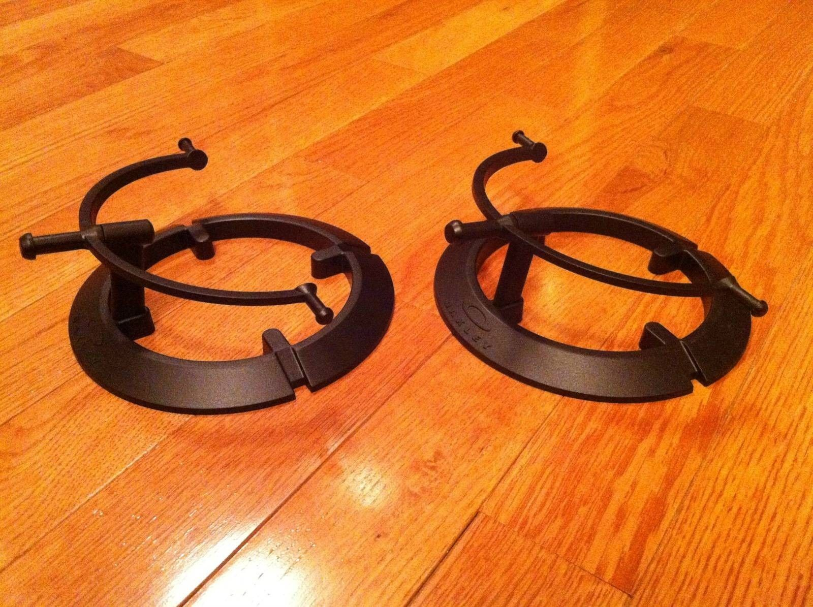 Selling: Oakley Black Display Stands - WIX46.jpg