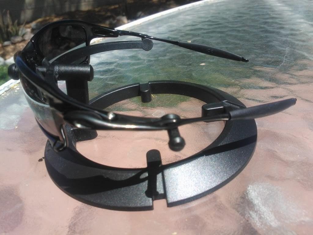 X Squared Polished Carbon / Black Iridium Polarized Lens - WP_001250.jpg