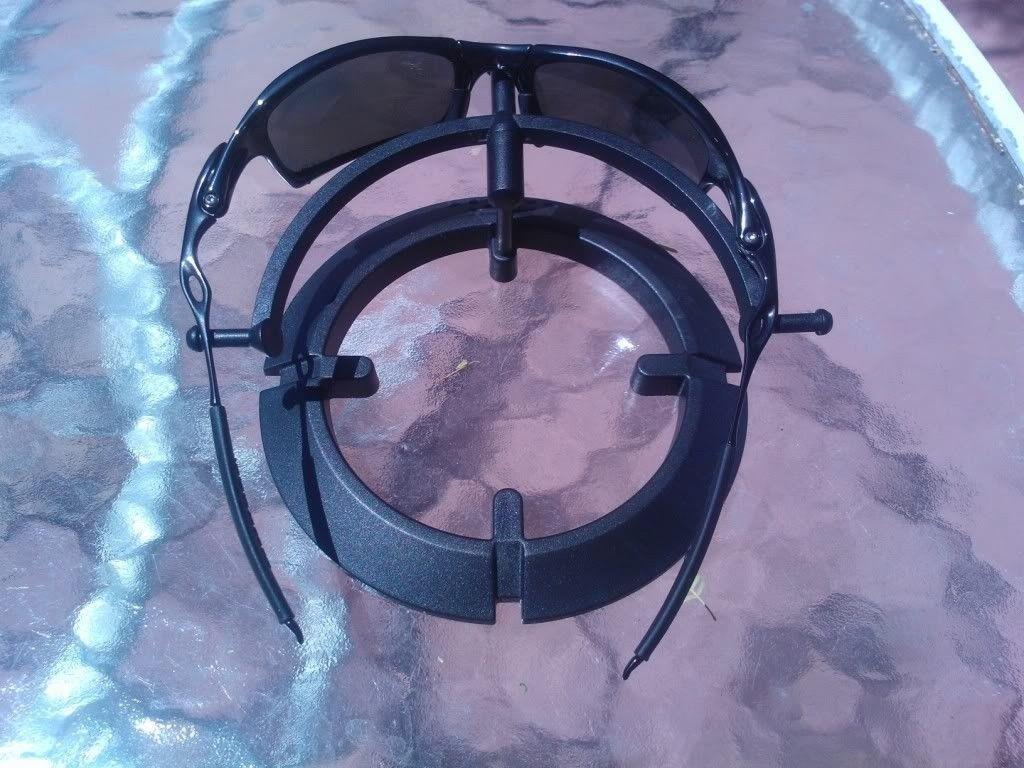 X Squared Polished Carbon / Black Iridium Polarized Lens - WP_001252.jpg