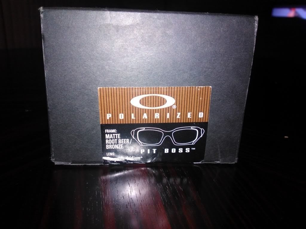 BNIB Pitboss 1 Rootbeer FOR BNIB Matte Or Polished Black Pitboss 1 Or WTS As Well - WP_001771.jpg
