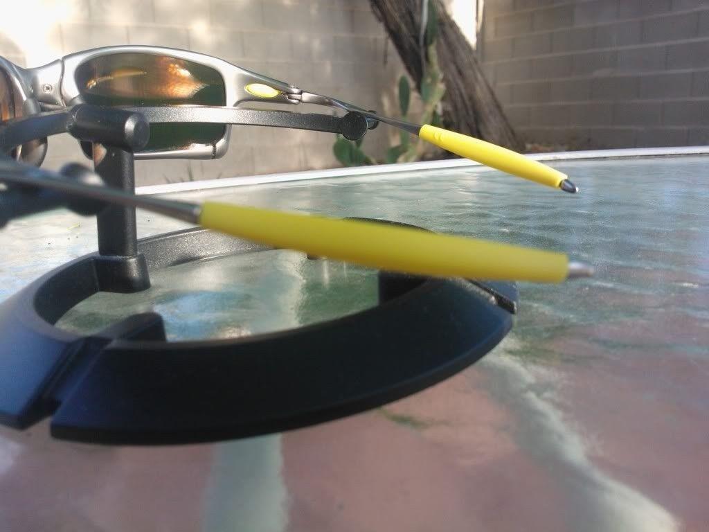 (SOLD) Plasma / Fire Iridium Polarized X Squared W/ Walleva Rubbers (PRICE DROP) - WP_001949.jpg
