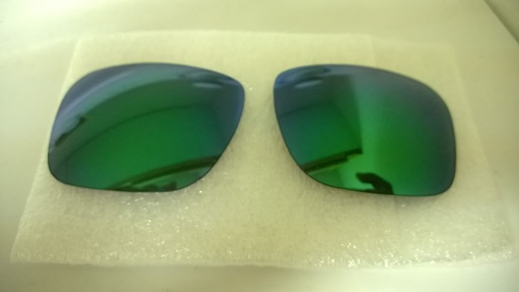 BNIB Jade Iridium Holbrook Lenses For BNIB Emerald Iridium Holbrook Lenses - WP_20131017_19_55_35_Pro.jpg