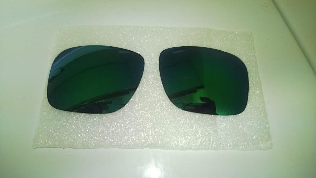 BNIB Jade Iridium Holbrook Lenses For BNIB Emerald Iridium Holbrook Lenses - WP_20131017_19_55_46_Pro.jpg