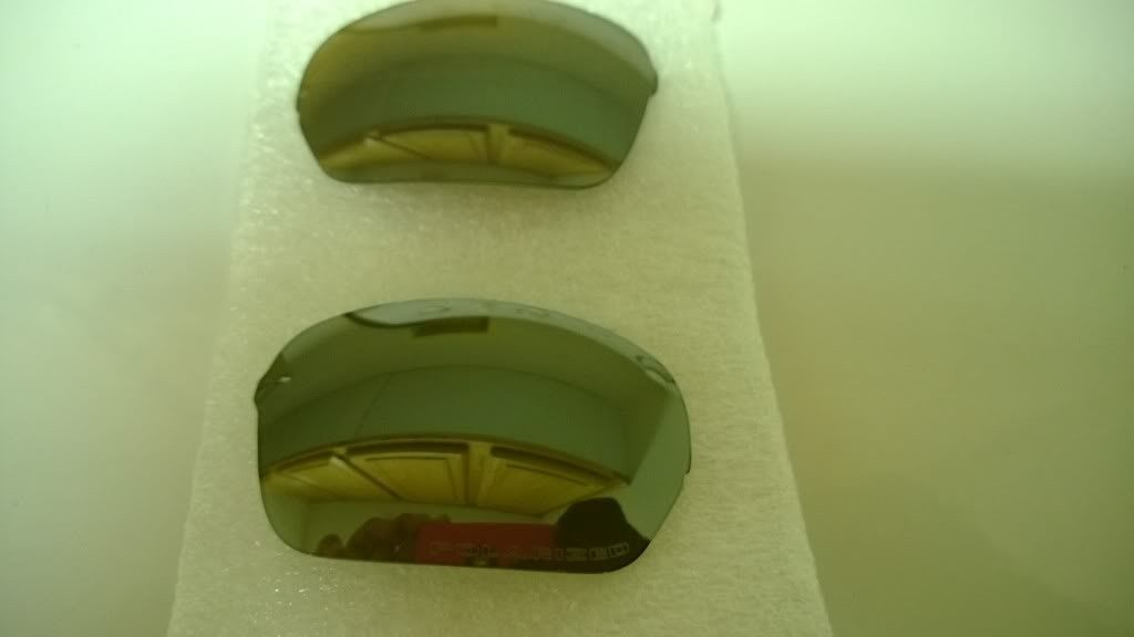 $45 BNIB Half X Tungsten Iridium Polarized Lenses Kit - WP_20131021_18_52_25_Pro.jpg