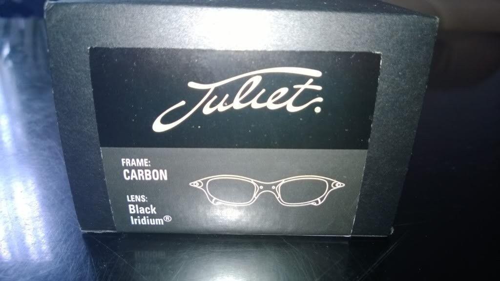 $445 Brown Juliet / VR28 Black Iridium, $315 BNIB Carbon Juliet / BI, $225 Carbon / 24K VL Romeo 2 - WP_20131112_09_09_38_Pro.jpg