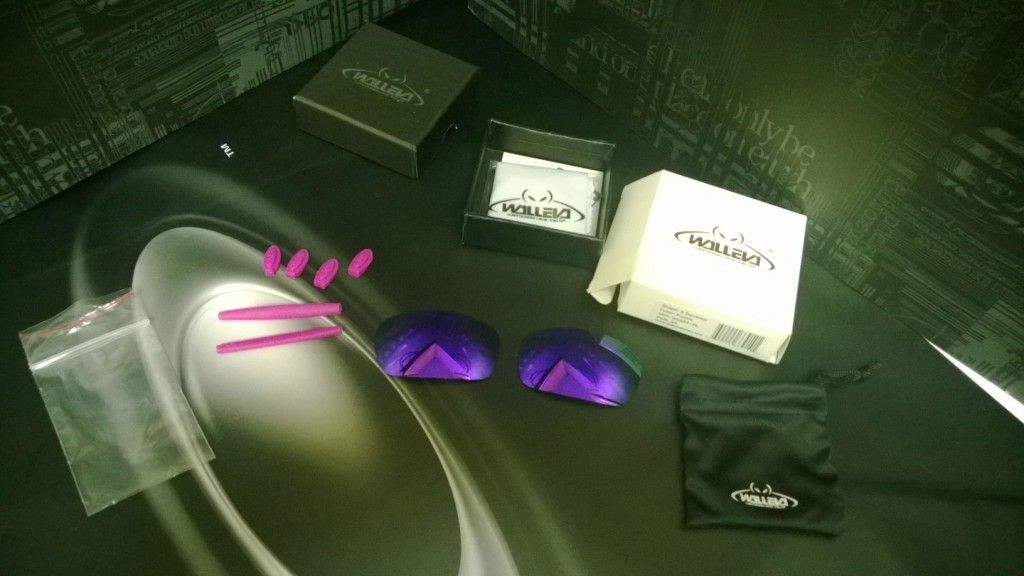 Juliet Black Iridium Lenses And Various Aftermarket Lenses With Rubbers - WP_20140128_19_03_38_Pro.jpg