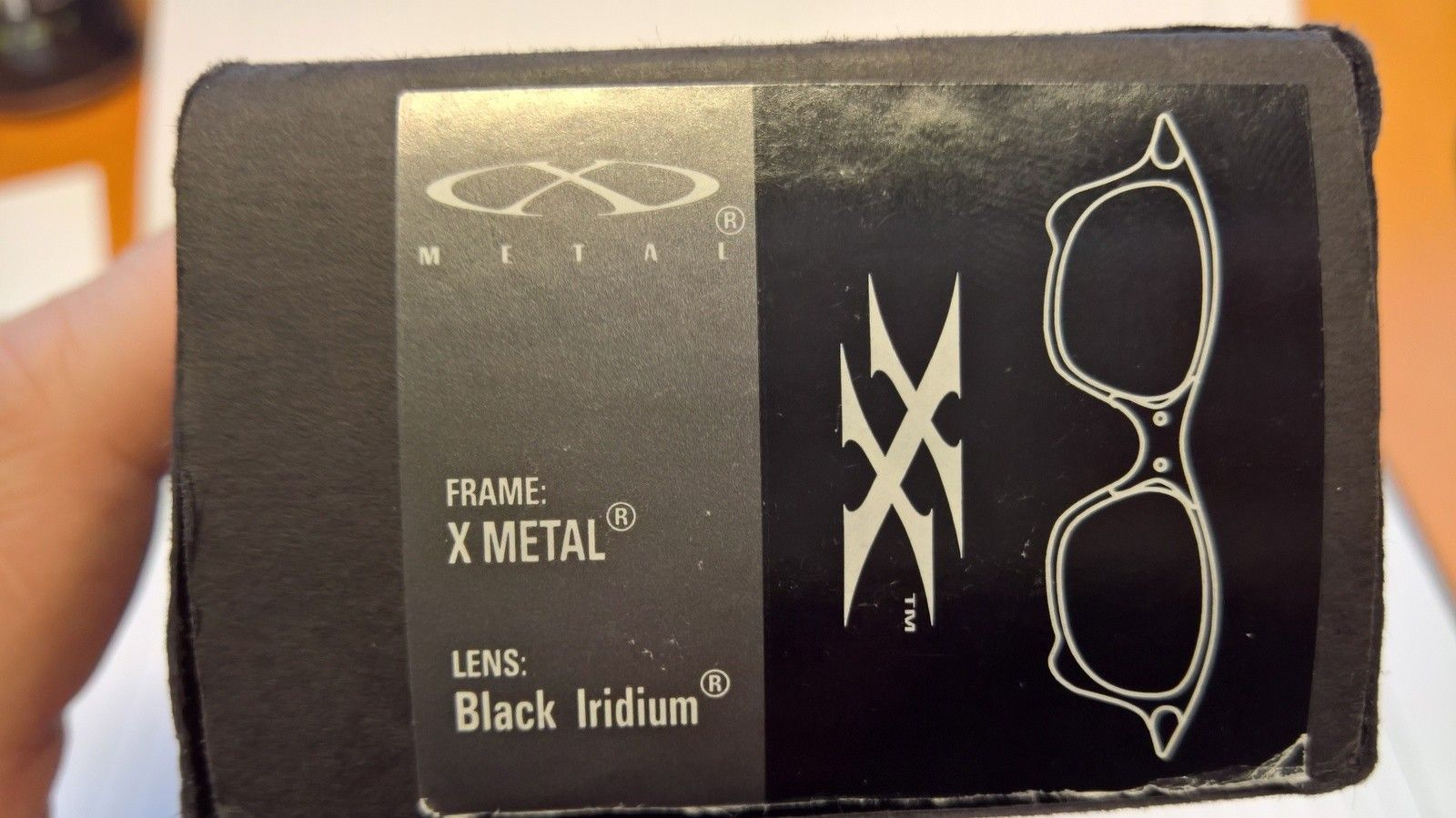 X Metal XX Black Iridium NON Serialized in box with old coin 450,- USD - WP_20160108_10_32_47_Rich.jpg