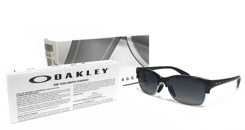 Oakley RSVP Polished Black Polarized — Women's - Ww0S61S.jpg