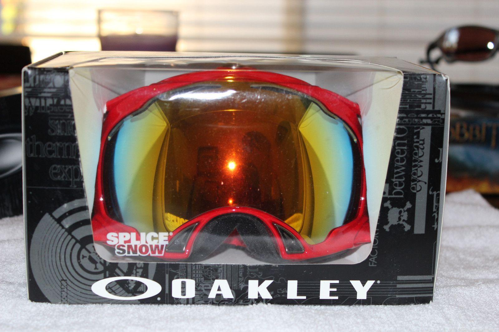 or trade Splice Snow Goggles - Viper Red w/ Fire Iridium BNIB (price drop) - wZhj4IL.jpg