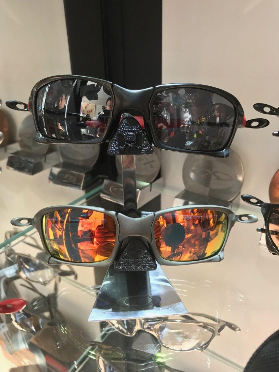 474639e5b Cacatman's X-Metal Collection | Oakley Forum