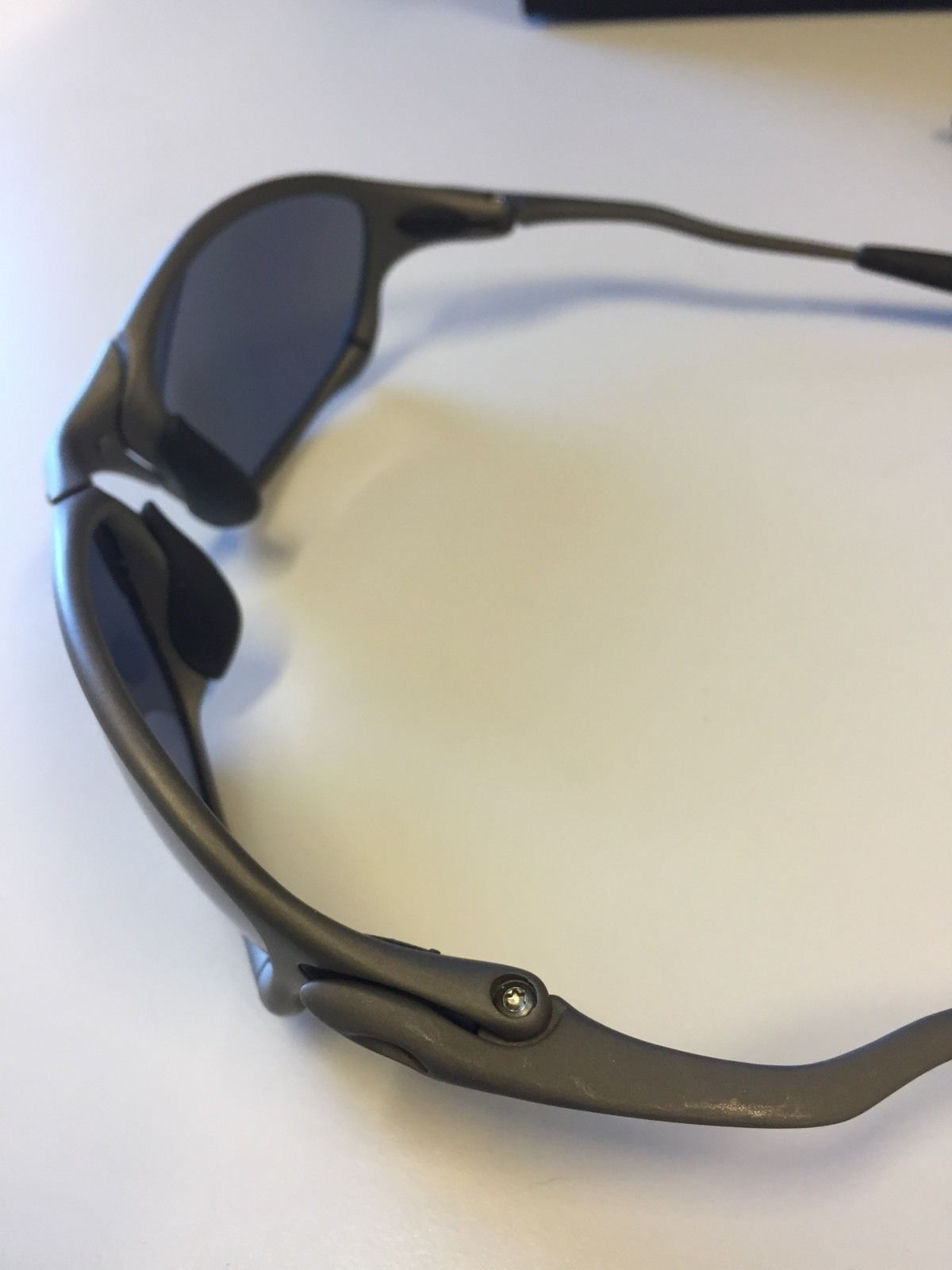Oakley X Metal XX Black Iridium Almost Mint $500+/$400- - x3.JPG