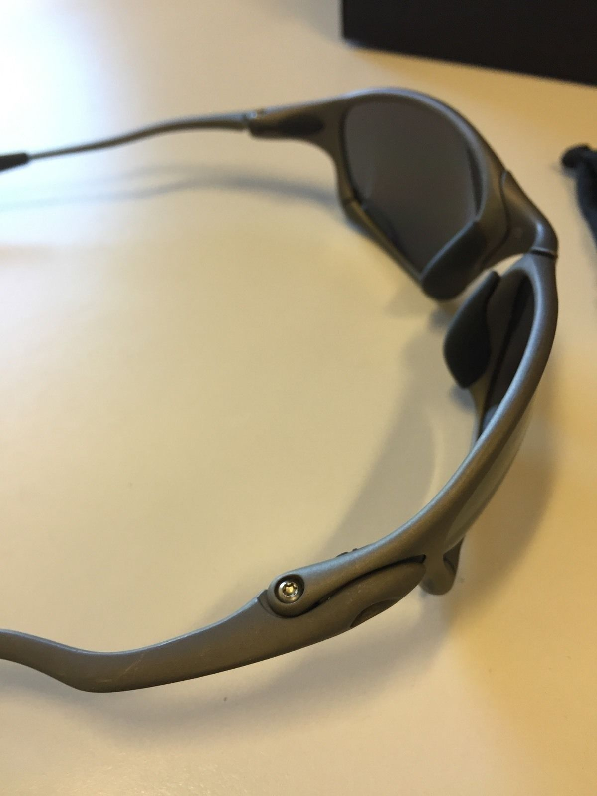 Oakley X Metal XX Black Iridium Almost Mint $500+/$400- - x4.JPG